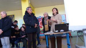 Giugliano, alla Montalcini porte aperte per la Shoah. Alla scuola media giuglianese nomi autorevoli e storie a confronto