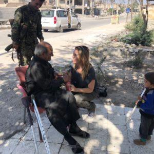 """""""I sopravvissuti"""", speciale Tg1 su Siria e Iraq"""