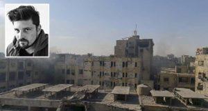 Siria, il fotografo italiano Gabriele Micalizzi ferito a Deir Ezzor