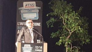 28° Congresso FNSI. Lorusso: «Dignità e inclusione parole chiave per il futuro della categoria»