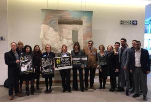 Turchia, risoluzione di 47 eurodeputati chiede il rilascio di tutti i giornalisti in carcere