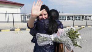 Torna libera Zehra Dogan dopo aver scontato 2 anni e 9 mesi di carcere. Ma in Turchia restano in cella 150 giornalisti