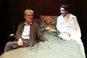 L'autunno e l'inverno della vita secondo Furio Bordon. 'Un momento difficile', con Massimo Dapporto, al Teatro della Corte di Genova