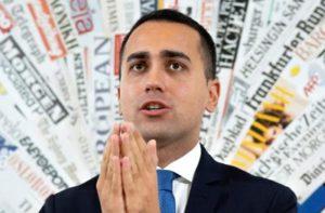 Libertà di stampa, il Consiglio d'Europa bacchetta Di Maio per gli attacchi ai media