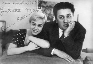 """GIULIETTA (il quinto capitolo del """"Glossario Felliniano""""). Verso il Centenario della nascita di Federico Fellini"""