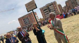 Alla città di Latina un messaggio di gratitudine