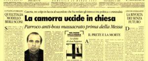 Lascia il carcere il mandante dell'omicidio di don Peppe Diana. E' malato terminale. La famiglia del prete: beffa