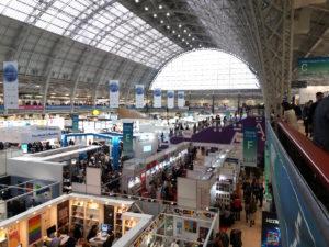 Vi racconto la London Book Fair