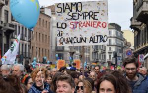 Milano. Un corteo pacifico, inclusivo, non banale