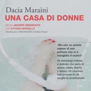 Diario intimo di una prostituta al Piccolo Teatro di Catania