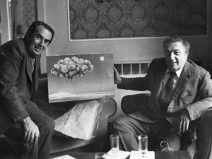 """TONINO GUERRA (il nono capitolo del """"Glossario Felliniano""""). Verso il Centenario della nascita di Federico Fellini"""