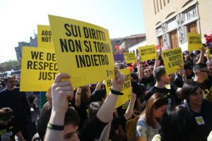 """Famiglia: Schlein (Possibile/S&D): """"dalle strade di Verona la risposta più bella all'oscurantismo del WCF"""""""