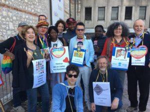 """Verona: """"nella mia città nessuno è straniero"""". In migliaia per manifestare contro ogni forma di razzismo"""