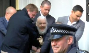 Arrestato Julian Assange. L'appello di Rsf