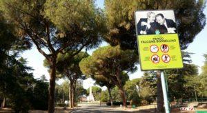 25 Aprile a Latina. In un luogo-simbolo, il Parco Falcone-Borsellino