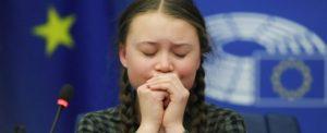 Inaccettabile il titolo di Libero su  Greta Thunberg