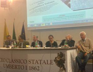 """Presentato a Napoli il concorso """"Rileggiamo l'articolo 3 della Costituzione"""""""