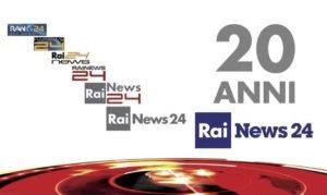 RaiNews24 compie 20 anni e dedica una targa a Roberto Morrione