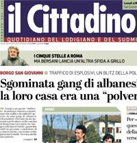 """Lodi, troupe del Cittadino presa a sassate. Fnsi e Alg: """"Assicurare alla giustizia i colpevoli"""""""