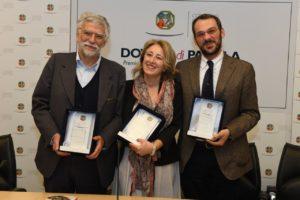 """Premio """"Dovere di Parola"""" per Paolo Borrometi e Graziella Di Mambro"""
