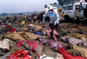 Ruanda, sangue caldo