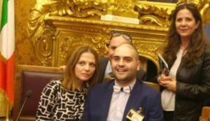 """Disabile con Sla in sciopero della fame. Farina Coscioni: """"grave silenzio del governo"""""""