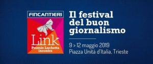 Al via Link, festival del premio Lucchetta, un programma senso di appuntamenti