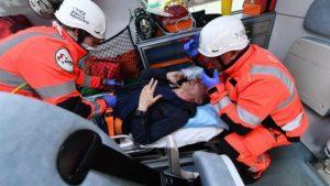 Giornalista ferito: l'Ucsi esprime solidarietà al collega e condanna l'episodio