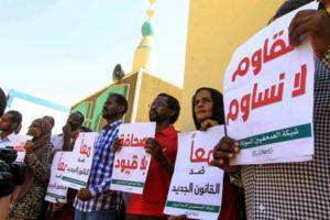 Sudan, nuova manifestazione contro militari. Fermati i giornalisti in piazza per raccontare