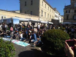 Sciopero per il clima: Spoleto si mobilita