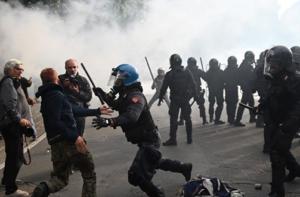 Genova e CasaPound, ecco perché ci sono stati gli scontri: tutti gli errori della forza pubblica