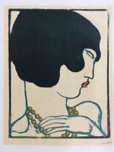 L'arte aspra dello xilografo. 'Emilio Mantelli' monografia di Edoardo Fontana