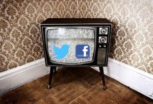 Ecco come la televisione batterà i social