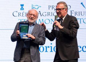 Vittorio Zucconi, il saluto commosso del Premio Luchetta