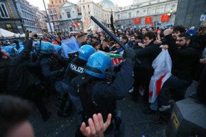 Genova. Odg Liguria denuncia responsabilità e gravità aggressione