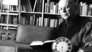 """BERNHARD (diciassettesimo capitolo del """"Glossario Felliniano""""). Verso il Centenario della nascita di Federico Fellini"""
