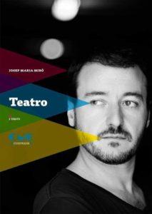 """Il """"Teatro"""" di Josep Maria Mirò (Cuepress) è di casa al Teatro di Rifredi"""