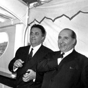"""ROSSELLINI (sedicesimo capitolo del """"Glossario Felliniano""""). Verso il Centenario della nascita di Federico Fellini"""