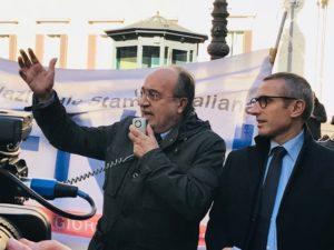 Chiusura Trentino, Giulietti a Trento: «Vertenza di interesse nazionale»