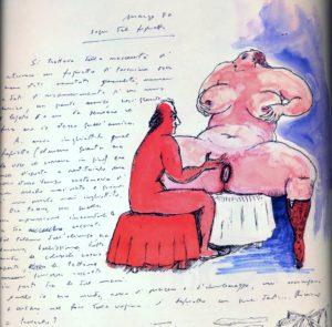"""ANNA – LA PACIOCCA ATTO 2° (ventesimo capitolo del """"Glossario Felliniano""""). Verso il Centenario della nascita di Federico Fellini"""