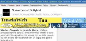 ControCorrente Lazio: cosa sta succedendo a Viterbo?