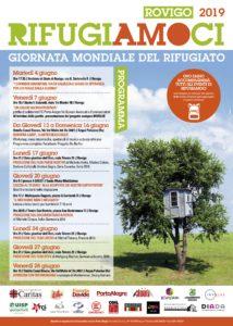 20 giugno. La Giornata Mondiale del Rifugiato a Rovigo