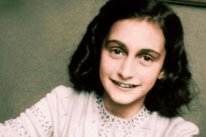 La bellezza di Anna Frank