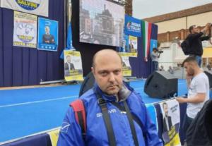 Salvini ad Aversa. Giornalista costretto a cancellare foto