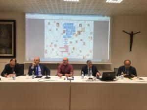 """Per un'etica della comunicazione:""""dalle community alle comunità"""" seminario USCI di Trento"""
