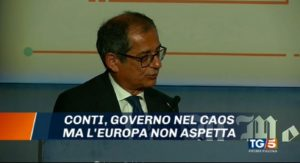 """Bruxelles: risposte o procedura d'infrazione. Conte: """"Puntiamo al compromesso"""""""
