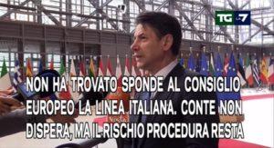 Conte e la trattativa con l'Europa. L'aut-aut di Salvini sulla Flat Tax.