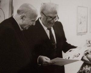 """GUSTAVO ROL (ventiduesimo capitolo del """"Glossario Felliniano""""). Verso il Centenario della nascita di Federico Fellini"""
