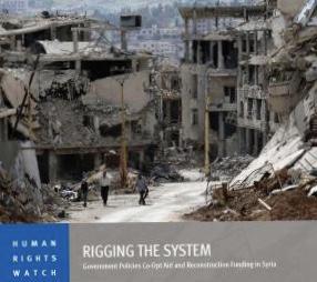 Siria, aiuti umanitari ostaggio delle politiche repressive l'allarme di Human Rights Watch