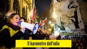 """Le donne prime nel """"barometro dell'odio"""". Presentato il rapporto di Amnesty"""